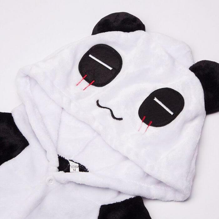 Totoro Kigurumi Onesie Adult Animal Unicorn Pajamas Suit Warm Soft Stitch Sleepwear Onepiece Winter Jumpsuit Pijama Cosplay 4