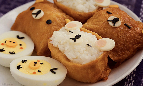 Kawaii in Food