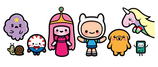 The Japanese cuteness
