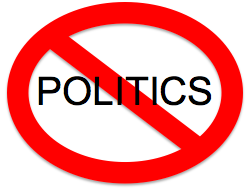 Away From Politics