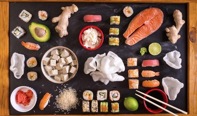 Japanese cuisine like