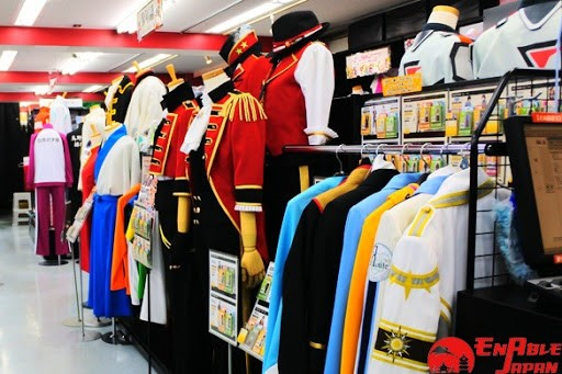cosplay merchandise
