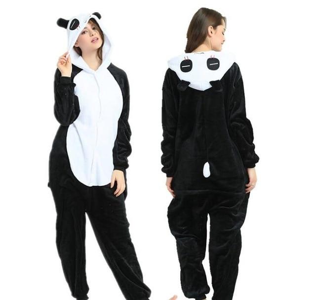 Toothless Dragon Kigurumis Unicorn Black Onesie Adult Unisex Flannel Pajama Anime Train Your Night Fury Sleepwear Home Zipper 26
