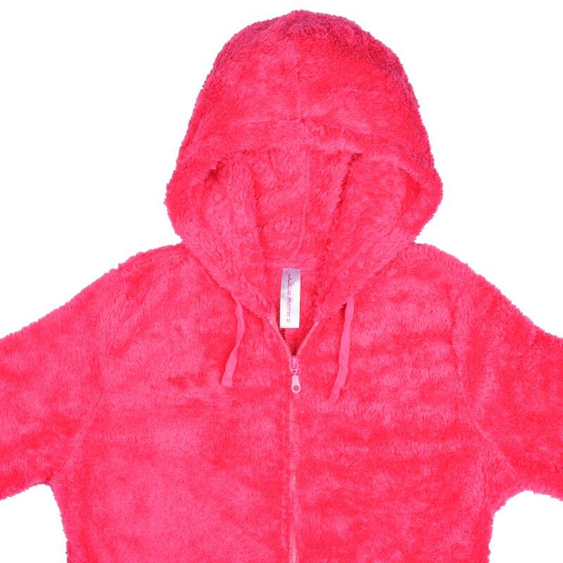 Winter Warm Pyjamas Women Onesies Fluffy Fleece Jumpsuits Sleepwear Overall Plus Size Hood Sets Pajamas Onesie For Women Adult 6