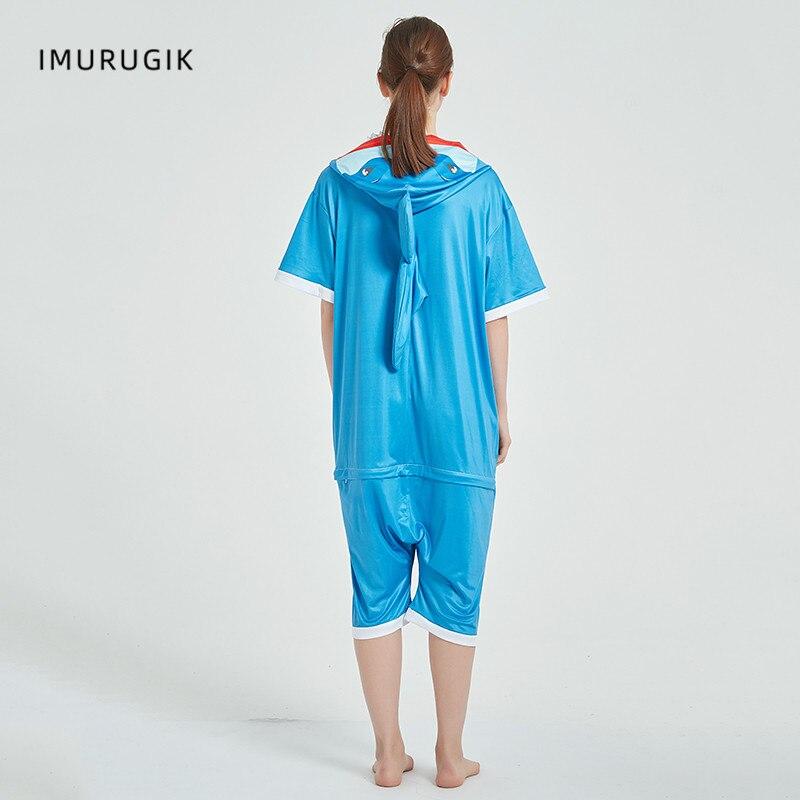 Cosplay Costumes Kigurumis Onesie Jumpsuits Shark Adult Costume Animal Home wear Pajama Funny Cute Oneises Halloween Carnival 5