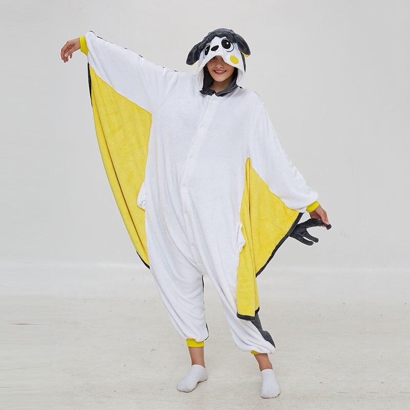 Pika Animal Kigurumis Onesies Women Pajama Homewear Adult Cartoon Elf  Rompers Unisex Flannel Sleepwear Costume Apparel 4