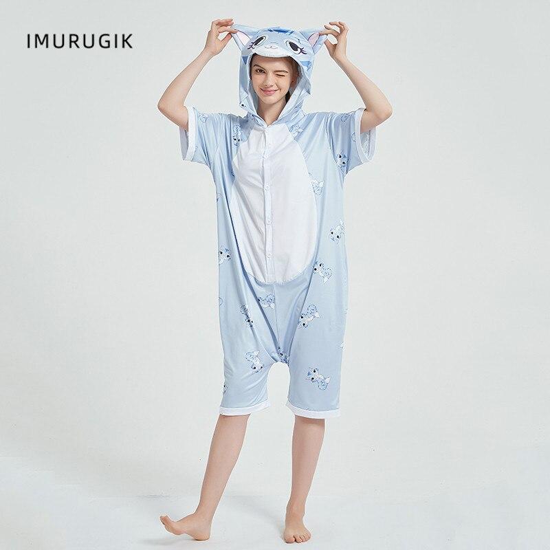 Cosplay Costumes Kigurumis Onesie Jumpsuits Cat Adult Costume Animal Home wear Pajama Funny Cute Oneises Halloween Carnival 4