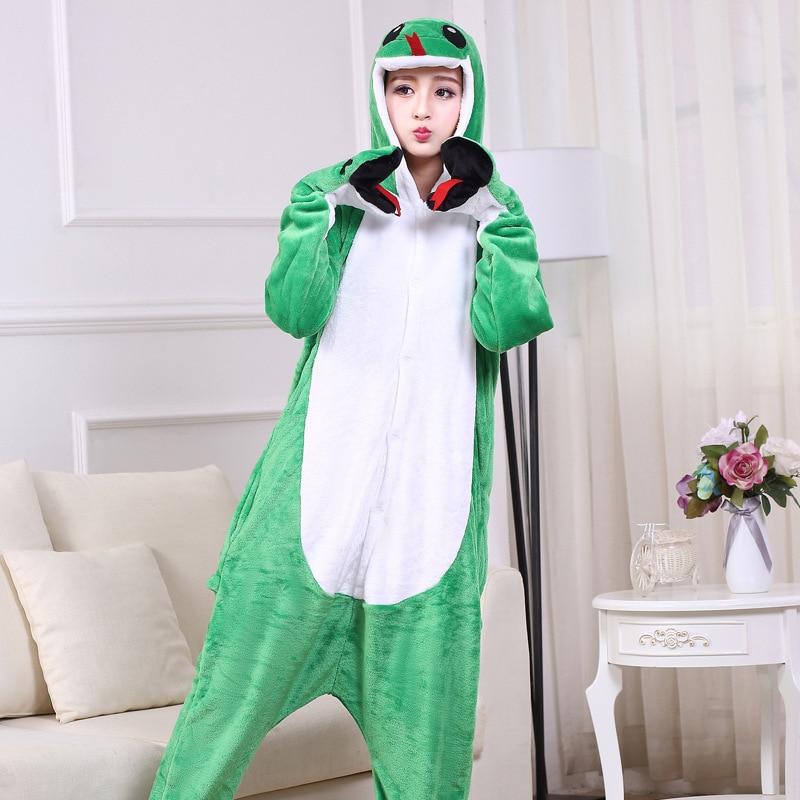 kigurumis Onesie women Pajama Animal Snake Onesies Homewear  Cosplay Jumpsuit Party Costume Unisex Carnival Funny  Clothing 3