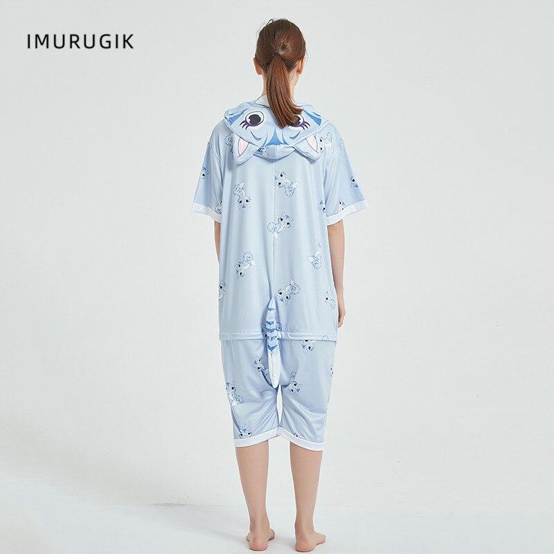 Cosplay Costumes Kigurumis Onesie Jumpsuits Cat Adult Costume Animal Home wear Pajama Funny Cute Oneises Halloween Carnival 2