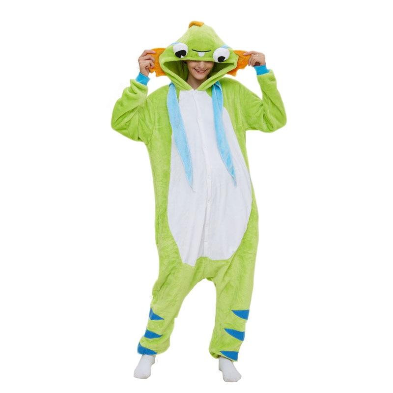 Carp Kigurumis Women Pajama Onesie Animal  Adult Flannel Warm Onepiece Carnival Funny Sleepwear Cosplay Homewear Costume Appar 1